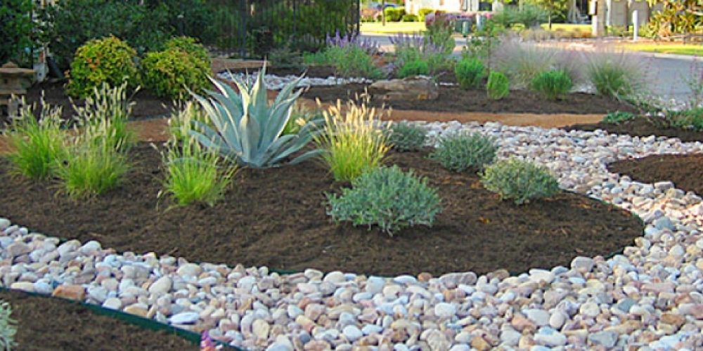Mulch Vs Rock Which Is Best For Your Project Estes Material Sales